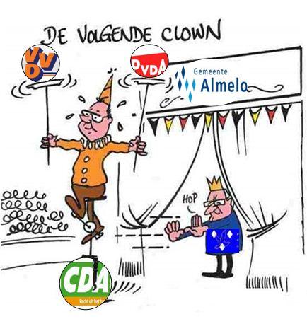 PLAATJE 03 Circus Almelo