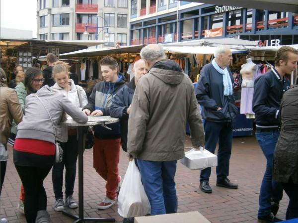 Raad op straat 09-06-2012 - B