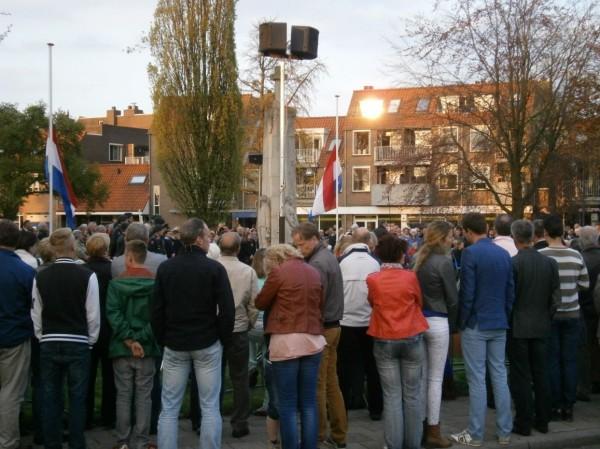 Dodenherdenking 04-05-2013 - E